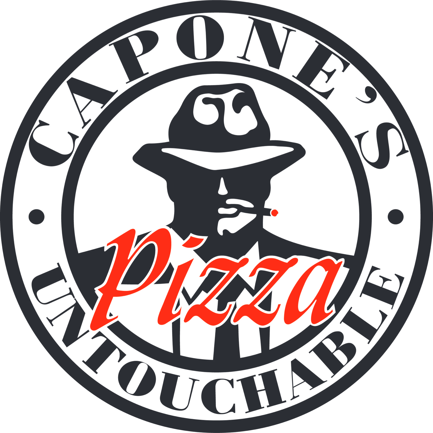 Capone's Untouchable Pizza Home