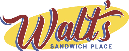 Walt's Sandwich Place Home