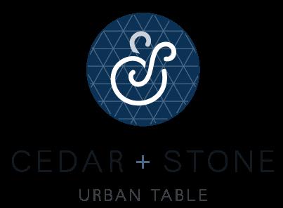 Cedar and Stone Home