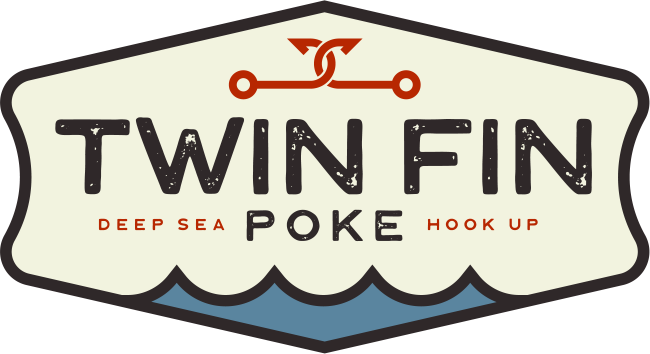 Twin Fin Poke Home