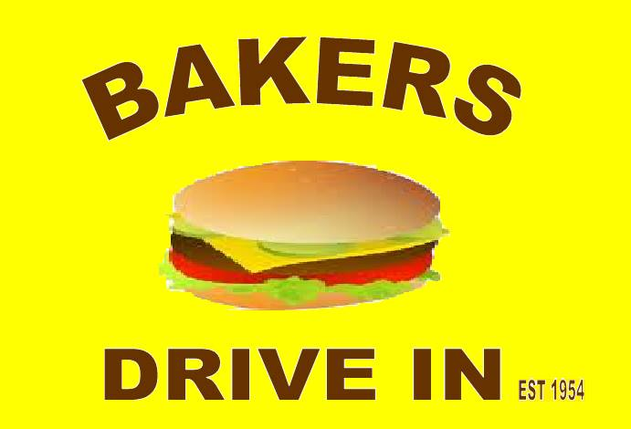 Baker's Drive-In Home