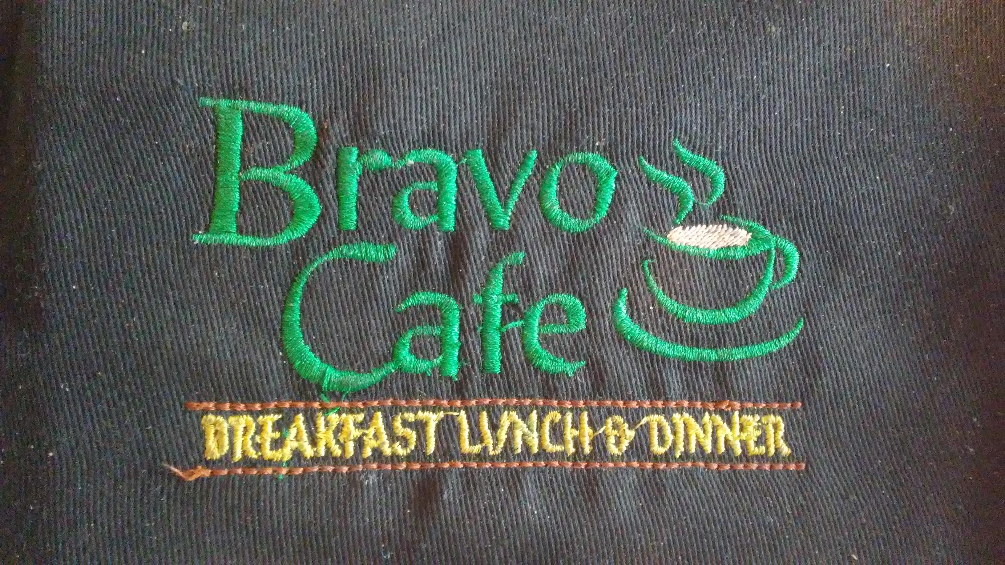 Bravo Cafe Home