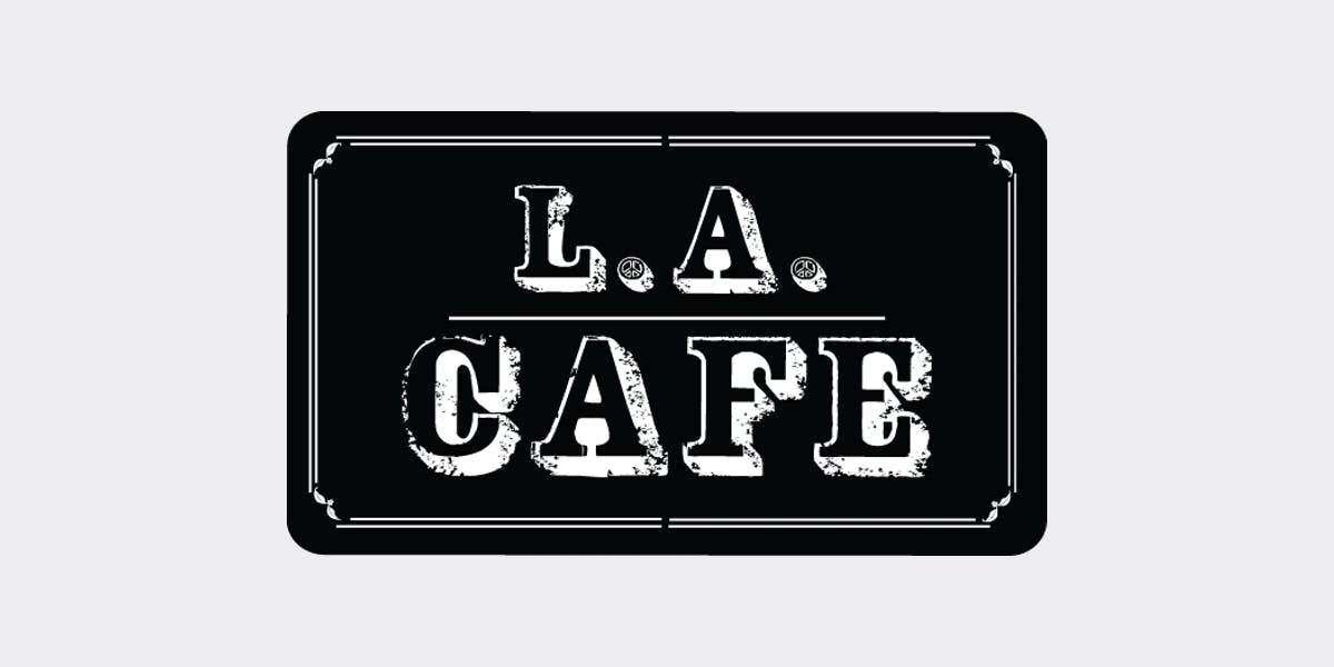 la cafe customer login